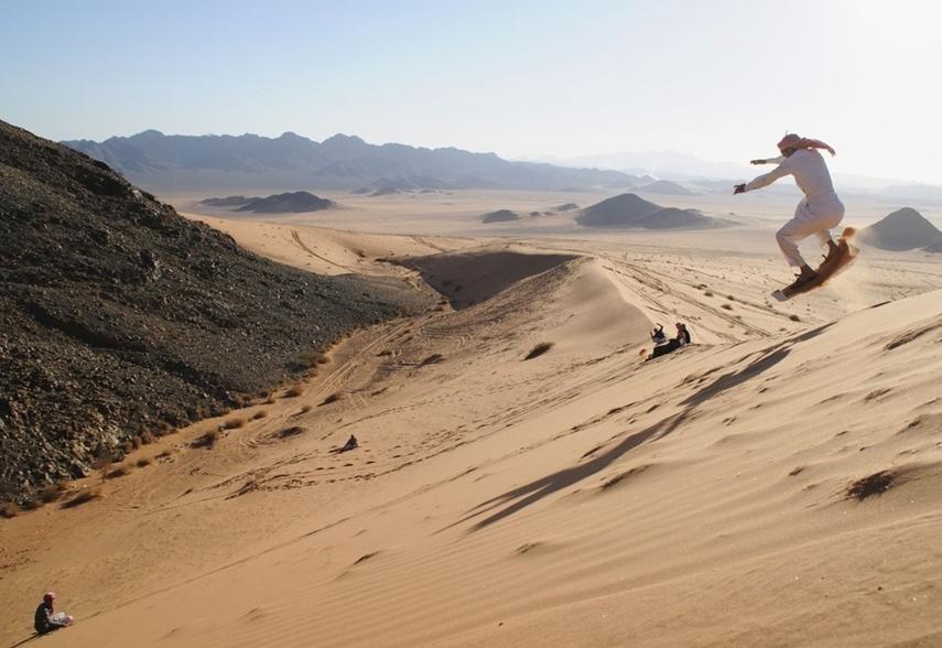 Dunes And Dunes