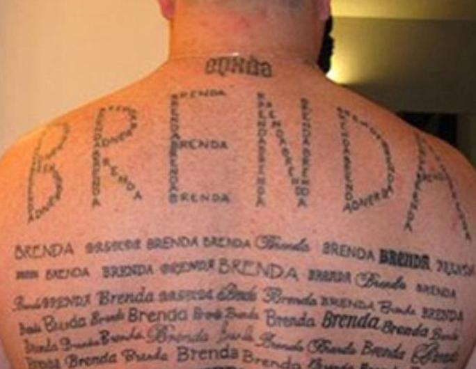 Wait Whos Brenda