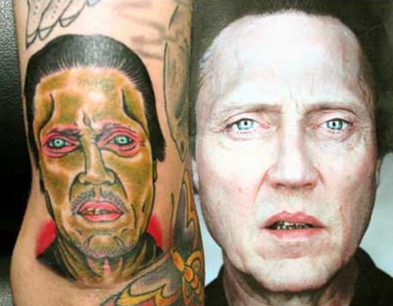 Christopher Walken The Zombie