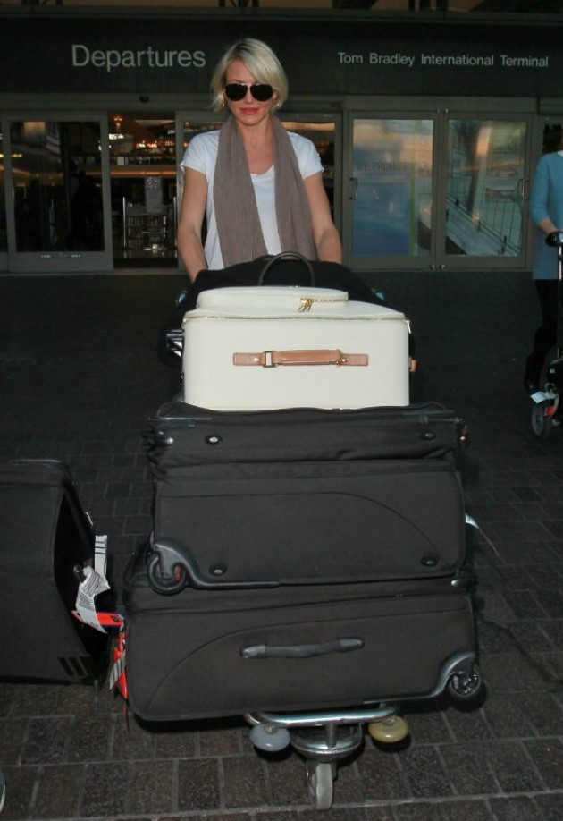 Overweight Luggage