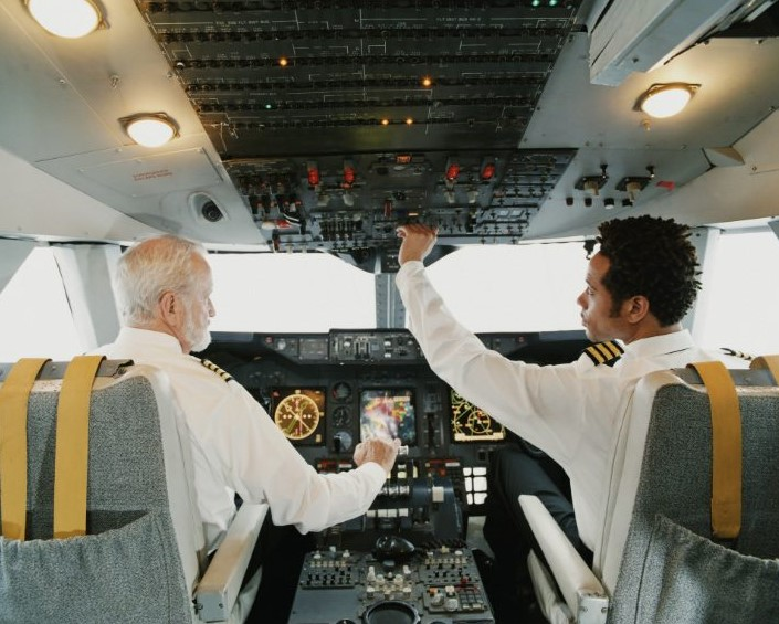 Pilots Do A Lot More Than Just Navigating