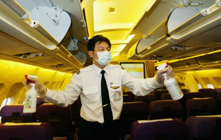 How Thoroughly Are Planes Cleaned@