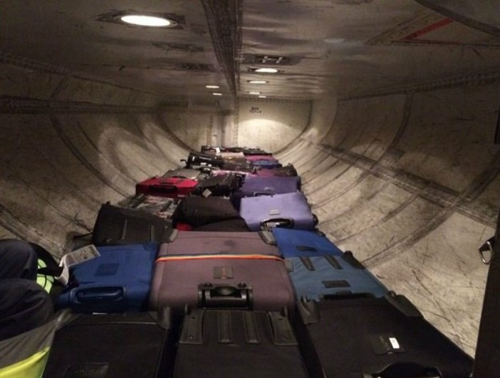 Baggage Compartment Contents