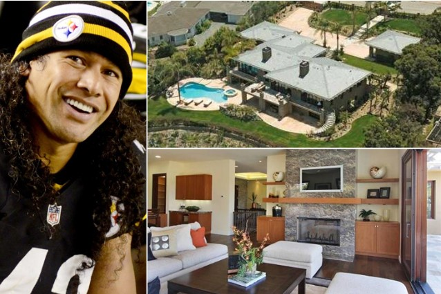 Troy Polamalu – California