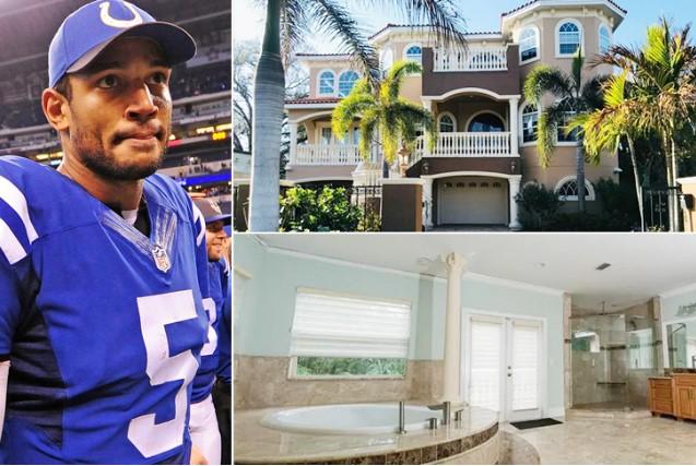 Josh Freeman – Tampa Florida