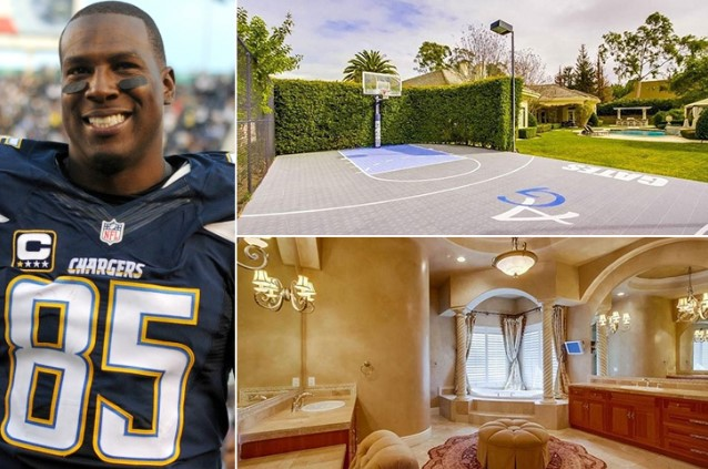 Antonio Gates – Poway California