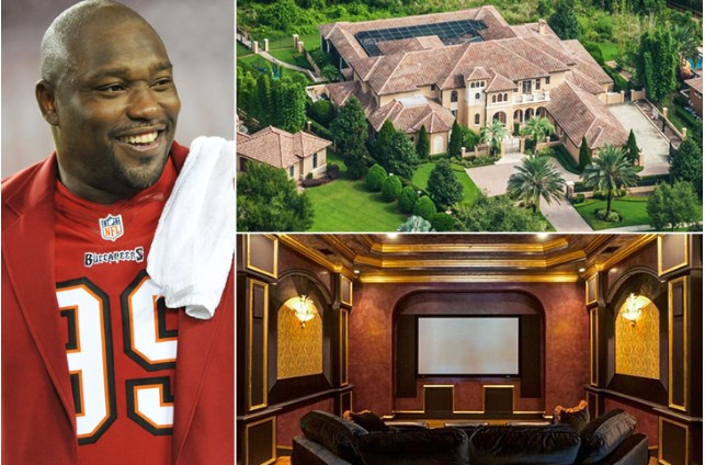Warren Sapp – Orange County Orlando