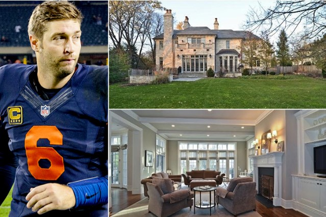 Jay Cutler – Winnetka Illinois