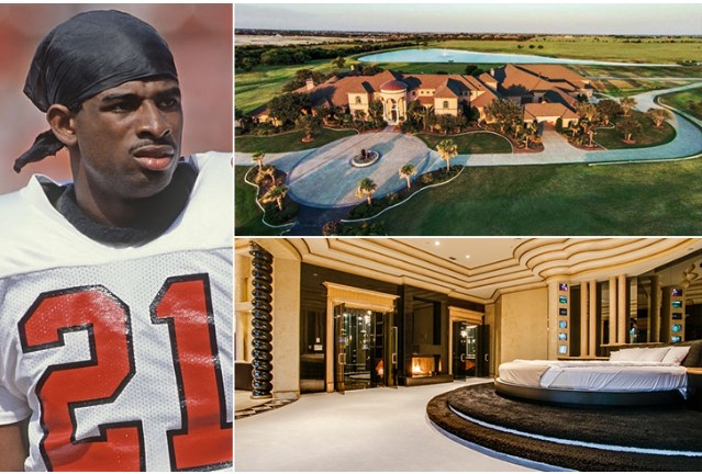 Deion Sanders – Texas
